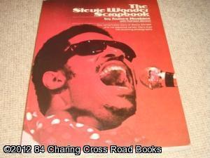 The Stevie Wonder Scrapbook (1st edition trade paperback): Jim Haskins, Kathleen Benson