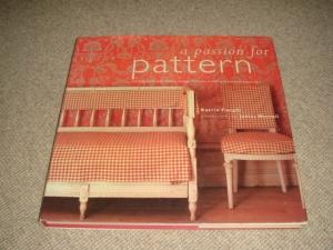 A Passion for Pattern (1st edition hardback)