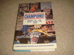 Champions!: Hawthorn, Hill, Clark, Surtees, Stewart, Hunt, Mansell (Motor sport Publications 1st ...