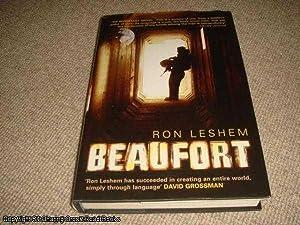 Beaufort (1st edition hardback): Leshem, Ron