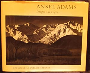 Images 1923 - 1974: Adams, Ansel