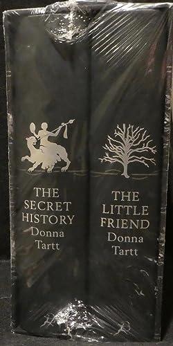The Secret History & The Little Friend: Tartt, Donna