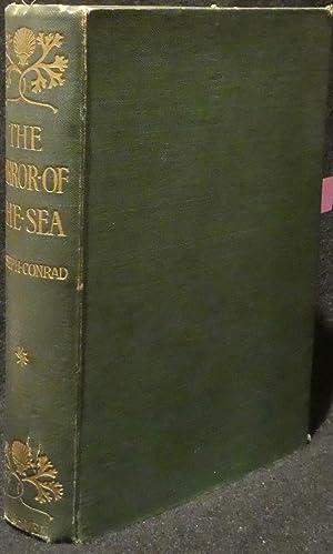 The Mirror of the Sea: Conrad, Joseph