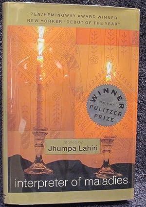Interpreter of Maladies: Lahiri, Jhumpa