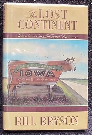 The Lost Continent: Bryson, Bill