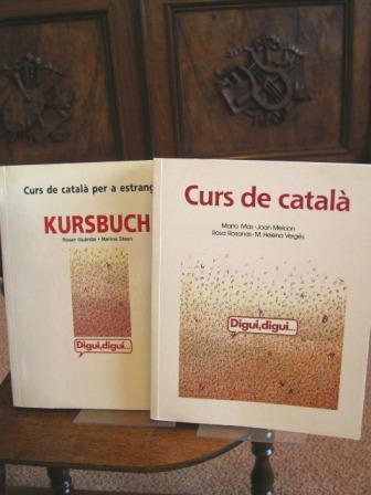 2 Bände: Curs de català per a: Guardia, Roser, Marina