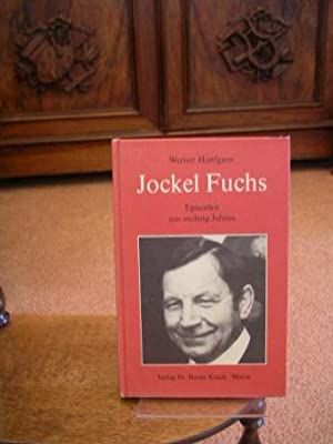 Jockel Fuchs. Episoden aus sechzig Jahren.: Hanfgarn, Werner: