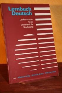 Lernbuch Deutsch.: Lachenmann, Gerhard [Mitarb.]:
