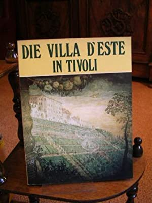 Die Villa von Ippolito II. D' Este: Maso, Leonardo B.Dal:
