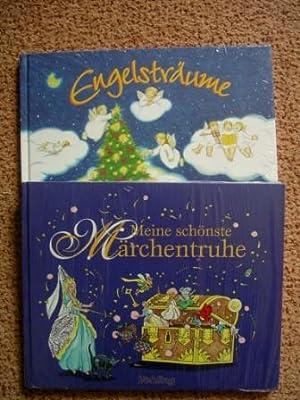 2 Kinderbücher: 1. Meine schöneste Märchentruhe + Engelsträume: Schuster, Elke: