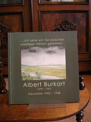 Albert Burkart 1898 - 1982. . ich: Scholz, Freimut und