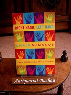 Right Hand, Left Hand. The Origins of Asymmetry in Brains, Bodies, Atoms and Cultures.