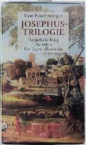 Josephus-Trilogie, 3 Bde.: Feuchtwanger, Lion: