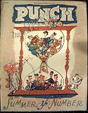 Punch or the London Charivari. Summer number 1946.