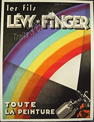 (Affiche) Levy-Finger.