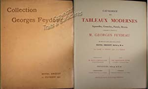 Collection Georges Feydeau (Catalogue).