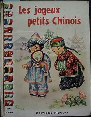 Les joyeux petits Chinois.: Colombini Monti (Jolanda),