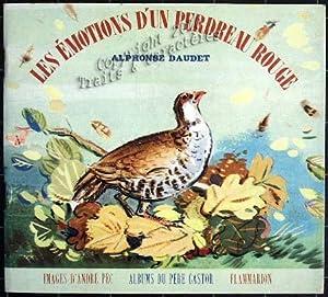 Les émotions d'un perdreau rouge.: Daudet (Alphonse), Pec