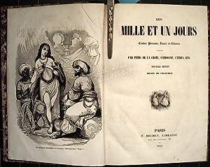 Les mille et un jours, Contes persans,: Collectif