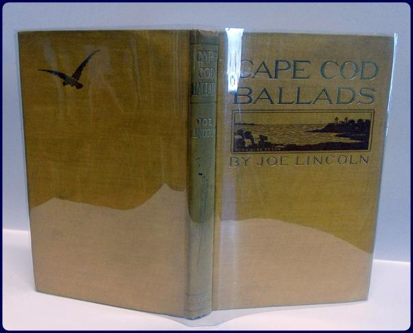 CAPE_COD_BALLADS_AND_OTHER_VERSE_Lincoln_Joseph_C_Assez_bon_Couverture_rigide