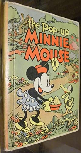THE POP-UP MINNIE MOUSE: Staff of the