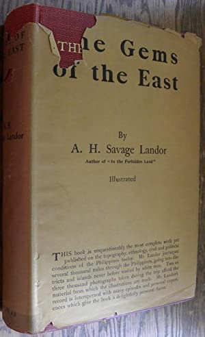 THE GEMS OF THE EAST.: Savage Landor, A.H.