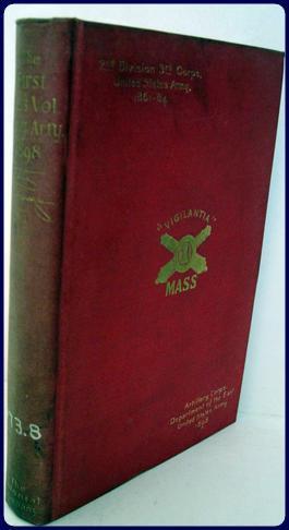 THE FIRST REGIMENT MASSACHUSETTS HEAVY ARTILLERY.: Frye, Colonel James A., A. I. G., Mass.