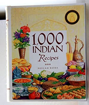 1,000 INDIAN RECIPES.