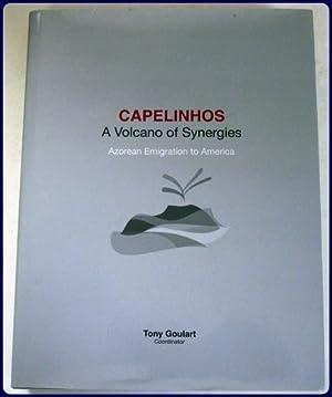 CAPELINHOS. A VOLCANO OF SYNERGIES. AZOREAN EMIGRATION TO AMERICA.: Goulart, Tony (Coordinator)