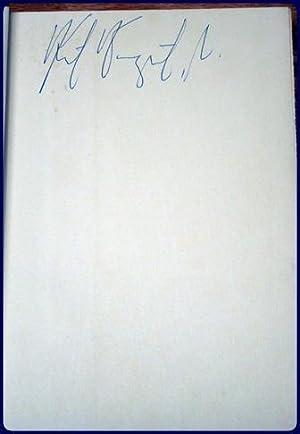 GOD BLESS YOU MR. ROSEWATER OR PEARLS BEFORE SWINE: Vonnegut, Kurt Jr.