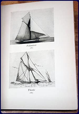 CLIPPER SHIPS AND YACHTS: Griswold, Frank Gray