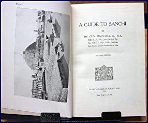 A GUIDE TO SANCHI: Marshall, John
