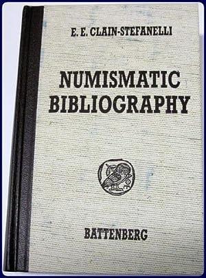 NUMISMATIC BIBLIOGRAPHY.: Clain-Stefanelli, E.E.