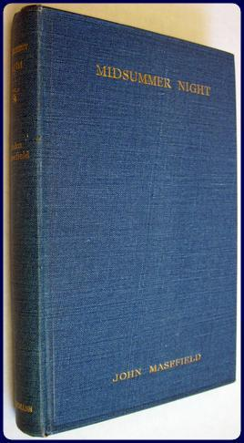 MIDSUMMER NIGHT AND OTHER TALES IN VERSE: Masefield, John