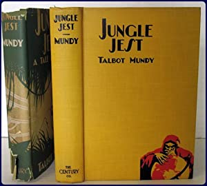 JUNGLE JEST. A TALE OF INDIA: Mundy, Talbot