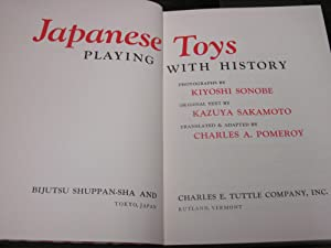 JAPANESE TOYS. PLAYING WITH HISTORY.
