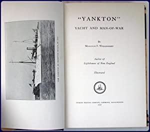 YANKTON YACHT AND MAN-OF-WAR.: Willoughby, Malcolm F.
