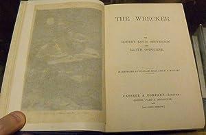 THE WRECKER: Stevenson, Robert Louis and Osbourne, Lloyd