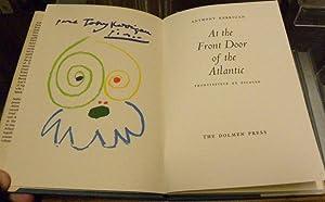 AT THE FRONT DOOR OF THE ATLANTIC: Kerrigan, Anthony