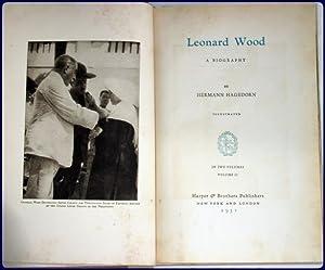Leonard Wood. A Biography: Hagedorn, Hermann