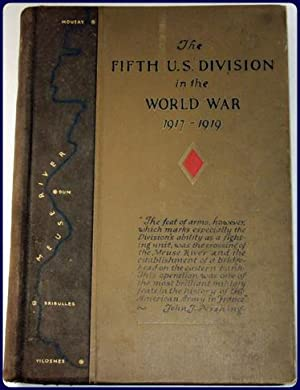 THE OFFICIAL HISTORY OF THE FIFTH DIVISION U.S.A. DURING THE PERIOD.: Kenyon, Stevenson