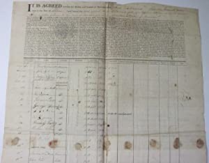 SHIP MIDAS of Salem. Timothy Endicott, Master.: Document/Shipping Articles>>
