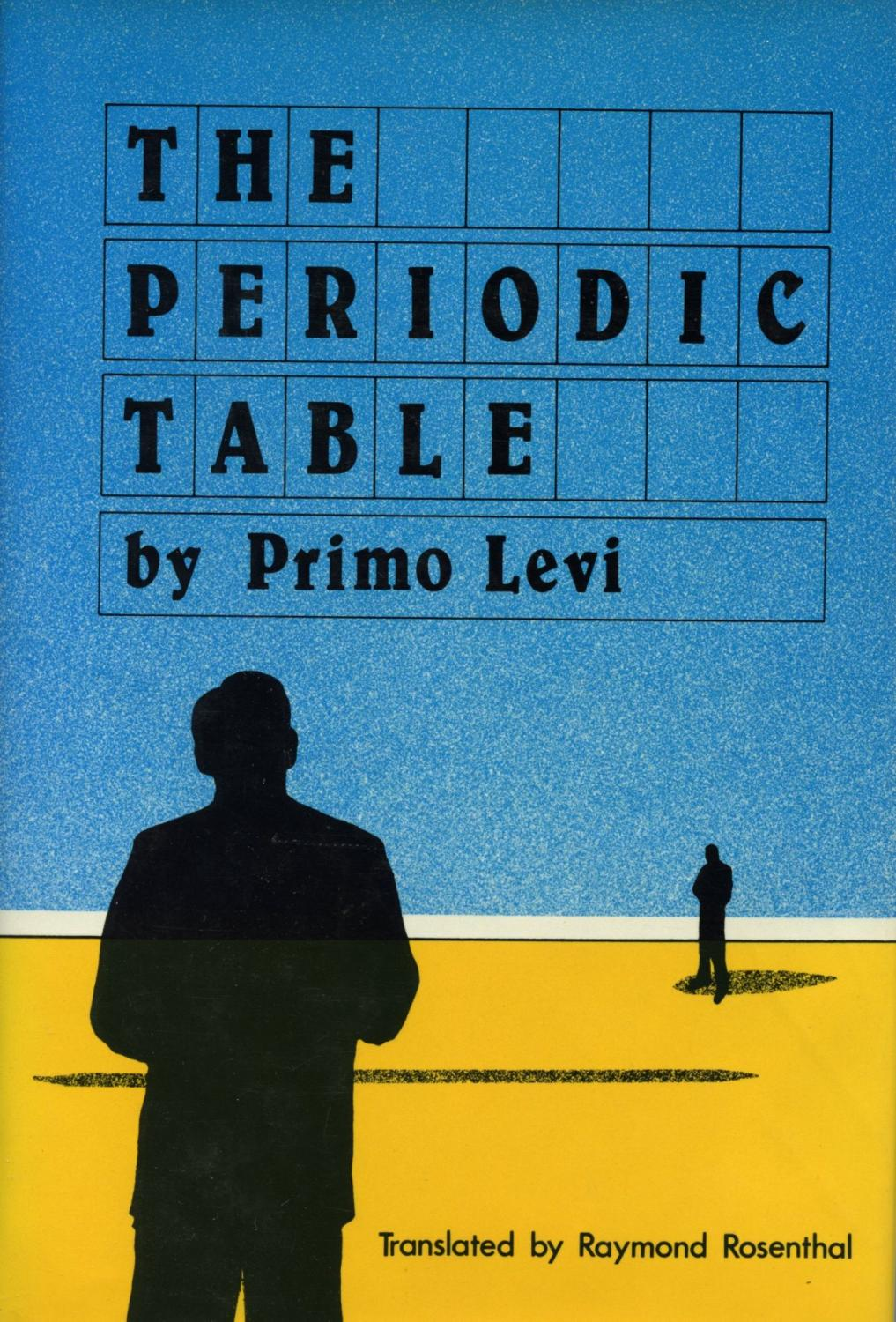 Periodic table by levi first edition abebooks gamestrikefo Choice Image