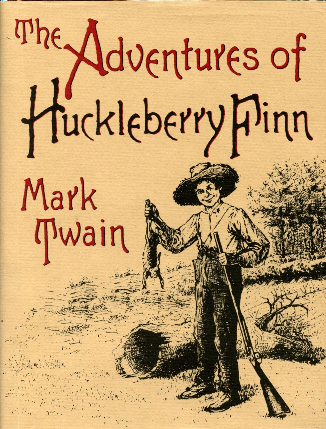 the unique characteristics of tom sawyer and huckleberry finn collide
