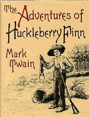 The Adventures of Huckleberry Finn (Tom Sawyer's: TWAIN, MARK; E.W.