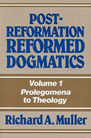 reformed dogmatics ecclesiology the means of grace eschatology