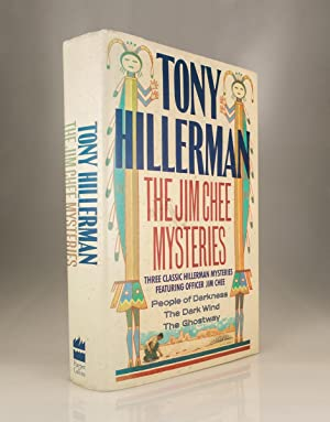 The Jim Chee Mysteries: Three Classic Hillerman Mysteries Featuring Officer Jim Chee.