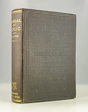 A Manual of Logic (Volume 1)