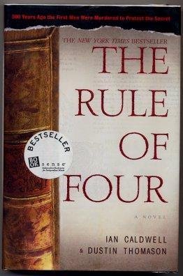 The Rule Of Four: Caldwell, Ian &