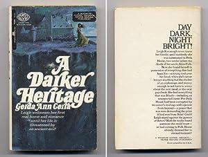 A Darker Heritage: Cerra, Gerda Ann (Dean Koontz)